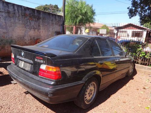 sucata de bmw 325i 1993 carroceria e36 r$ 12.000,00 reais