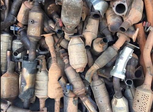 sucata de catalisador para reciclagem melhor preço no quilo