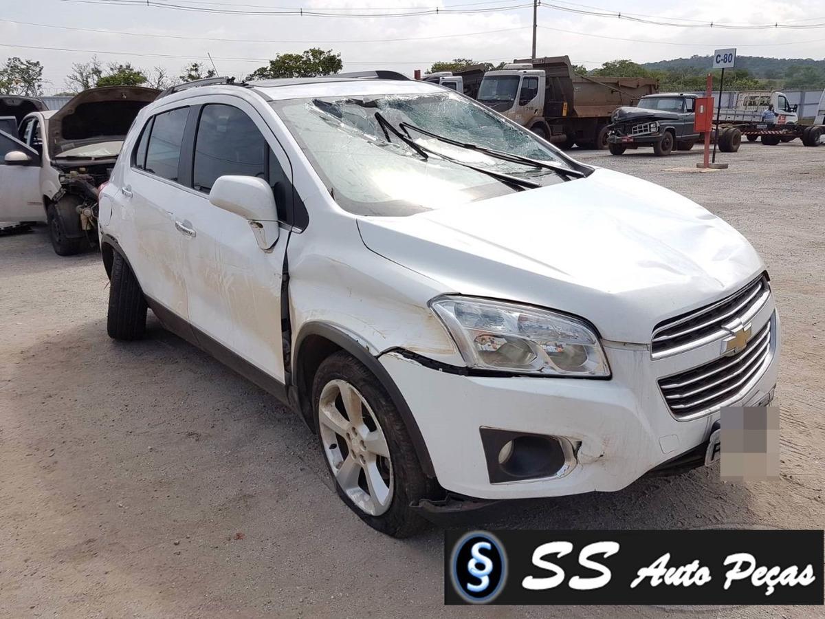 Sucata De Chevrolet Tracker 2016 Somente Retirar Pecas R