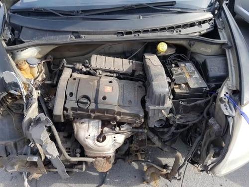 sucata de citroen c3 1.6 16v - motor câmbio peças