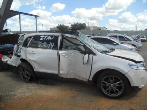 sucata de ford edge 2013 venda de peças, motor,cambio,farol