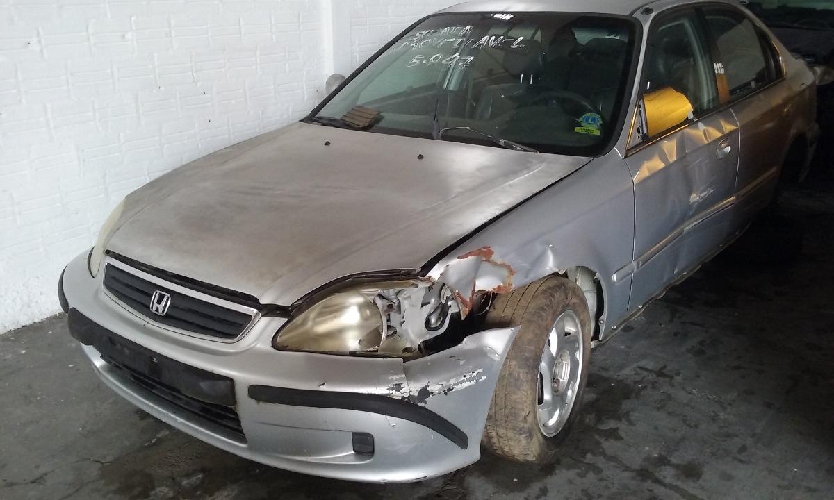High Quality Sucata De Honda Civic Ex 2000   Somente Para Peças. Carregando Zoom.