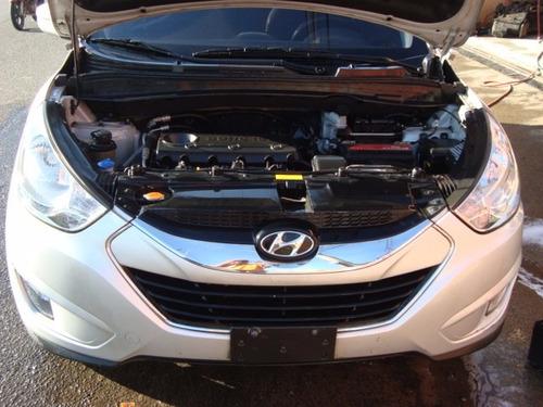 sucata de ix 35 2.0 automatico peças de ix 35 motor estepe