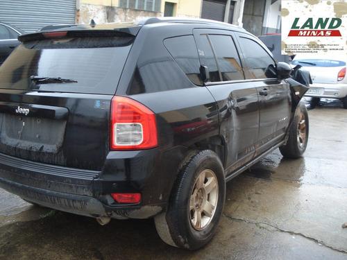sucata de jeep compass 2011 para retirada de peças