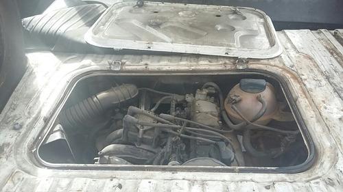 sucata de kombi standar motor 1.4 motor cambio lataria