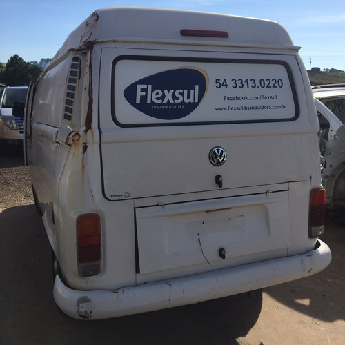 sucata de volkswagen kombi 2014 1.4 flex