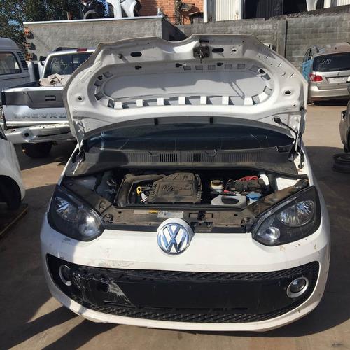 sucata de volkswagen up! 1.0 tsi 2015