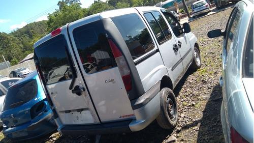 sucata doblo 2004 1.3 16v gasolina rs auto peças farroupilha