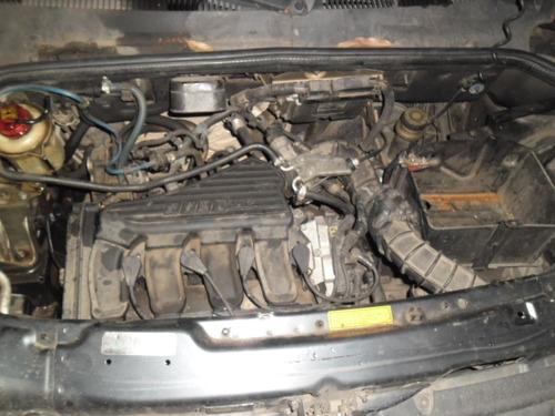 sucata doblo elx 1.6 16v 03 pra tirar peças motor capo etc