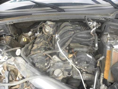 sucata dodge durango 3.6 crew aut. 2012