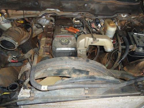 sucata dodge ram  2500 4x4 automatica 2009 pecas motor