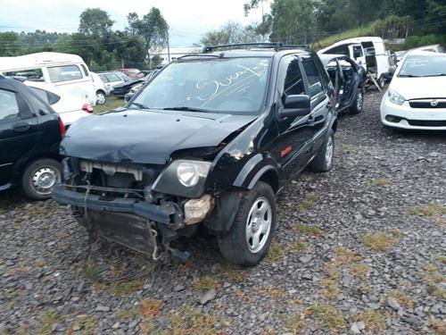 sucata ecosport 1.6 2004 gasol. - rs auto peças farroupilha