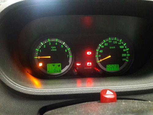 sucata ecosport 1.6 8v gasolina 98 cv completa