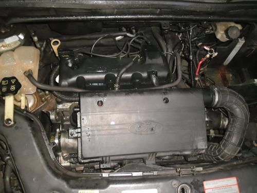 sucata ecosport supercharger 1.0 8v 06 pra tirar peças motor