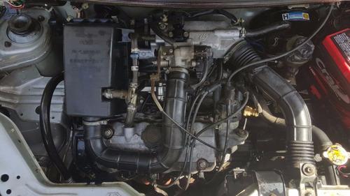 sucata effa m100 1.0 8v 2007 gasolina