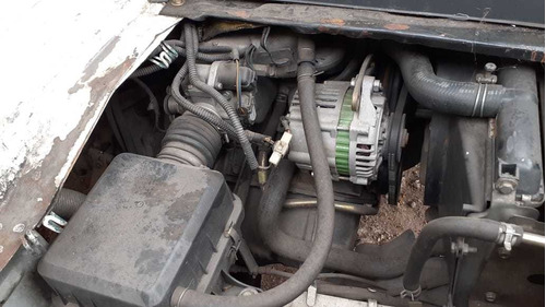 sucata effa pick-up 11/12 1.0 manual gasolina