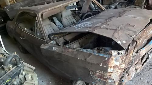 sucata em peças chevrolet opala cupê 2.5 4cc 1979