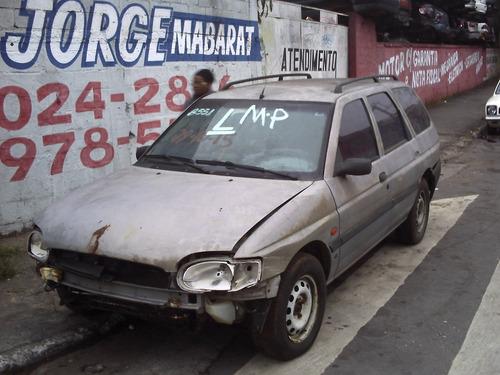 sucata escort zetec vendido em partes consulte despachamos