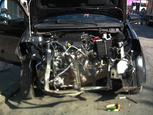 sucata etios hatch lataria rodas motor câmbio mecânica peças
