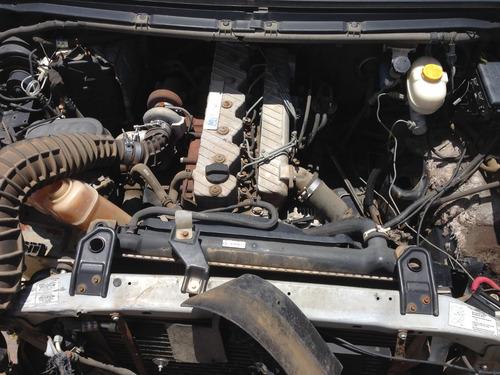sucata f250 2001/2002 6 cilindros para retirada de peças
