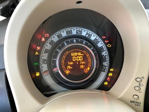 sucata fiat 500 gucci multi air automático