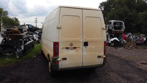 sucata fiat ducato minibus 2.8 jtd 09 bartolomeu peças
