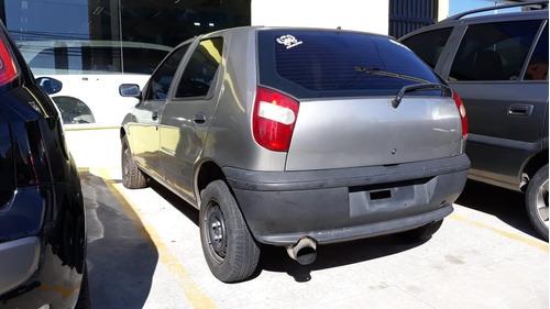 sucata fiat palio 1.0 8v gasolina 2000