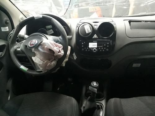 sucata fiat palio attractive 1.4 2013 motor, cambio e peças