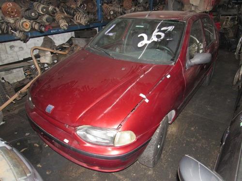 sucata fiat palio edx 1997 g araujo peças