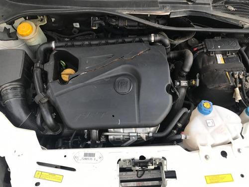 sucata fiat punto 1.4 turbo gasolina 2016 rs caí peças
