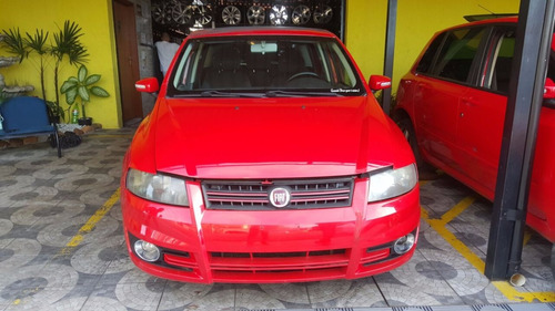 sucata fiat stilo 1.8 2007 manual sporting flex