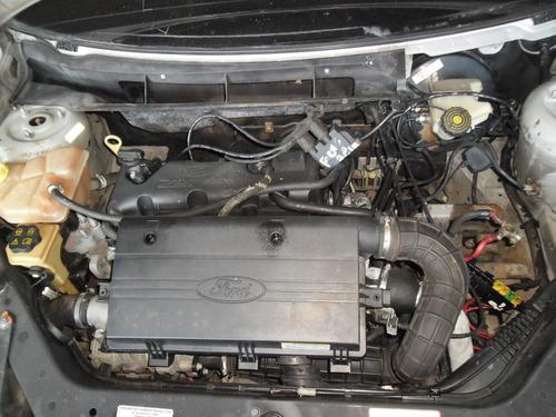 sucata fiesta supercharger 05 pra tirar peças motor cambio