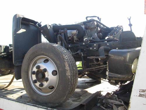 sucata ford cargo 816 2014 para retirada de peças