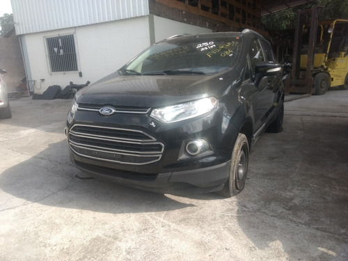 sucata ford  ecosport 2.0 titanium powerschift 2015
