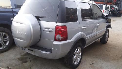 sucata ford ecosport 2008 import multipeças