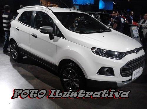 sucata ford ecosport 2014   motor lataria cambio