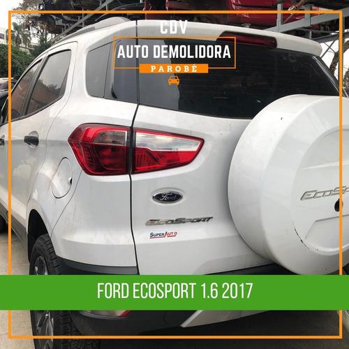 sucata ford ecosport 2017 disponível para venda de peças