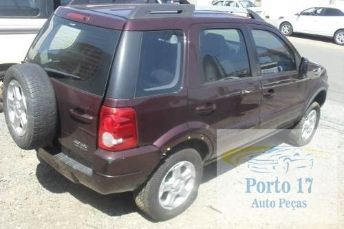 sucata ford/ ecosport xlt 2.0 automática - 2011 - para peças