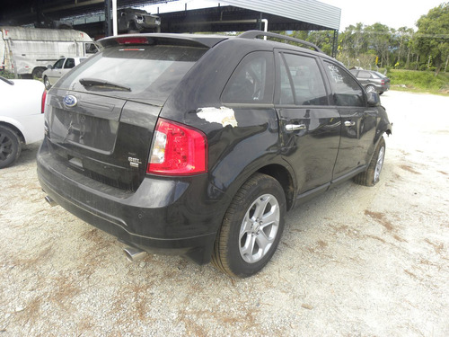 sucata ford edge 2010 2011 v6 awd 5p