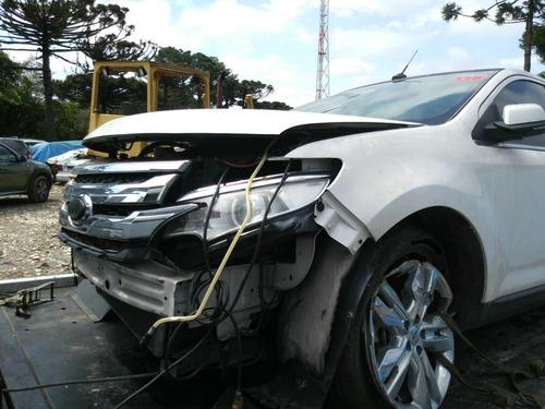 sucata ford edge 2013-13 v6 3.5 gasolina retirada de peças