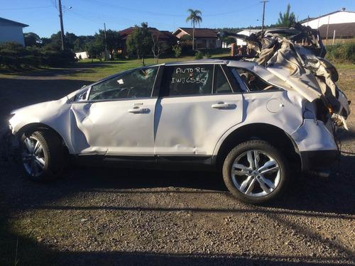 sucata ford edge 2014 v6 4x4 rs peças