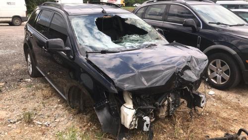 sucata ford edge 3.5 awd v6 gasolina 2008