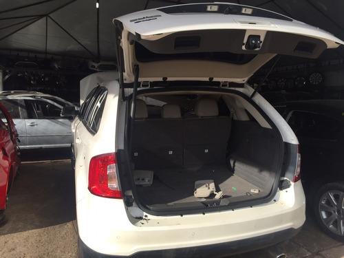 sucata ford edge limited 2013