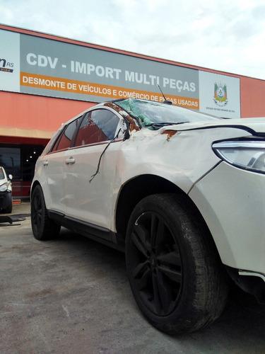 sucata ford edge para retirada de peças