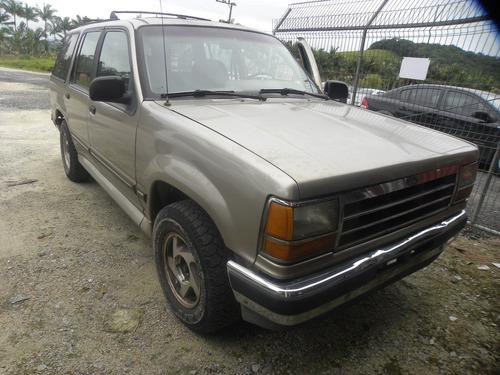 sucata ford explorer 4.0 v6 manual 4x2 1994