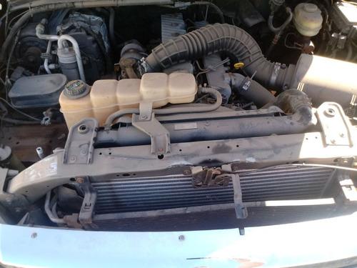 sucata ford f-250 xlt 3.9 4x2 diesel 2001