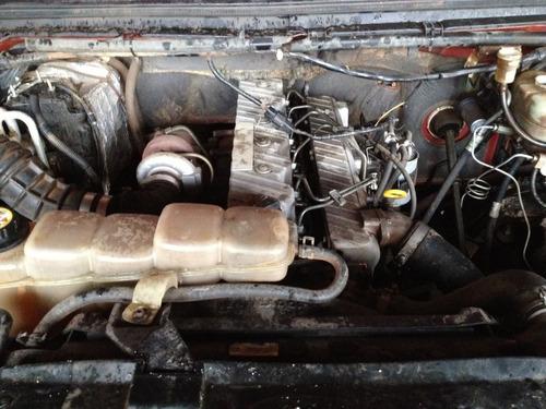 sucata ford f250 xl turbo mwm peças motor cabeçote lataria