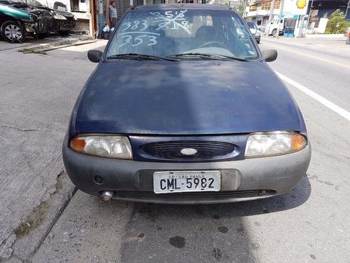 sucata ford fiesta ano: 1998 (somente peças)