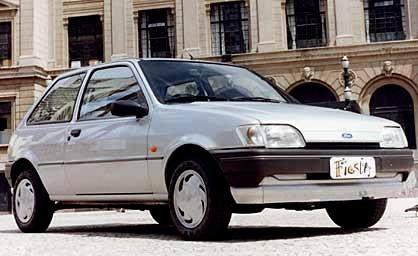 sucata ford fiesta espanhol 95 - motor, caixa, suspen, acess