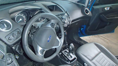 sucata ford fiesta titanium 2015 power shift